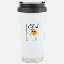 Medical Lab Technologist Travel Mug