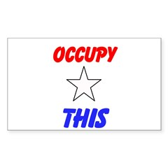 Occupy This! Decal