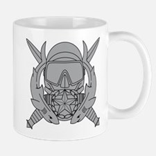 Combat Diver Supervisor Mug