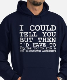Non-Disclosure Agreement Hoodie
