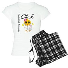 Medical Lab Technician Chick Pajamas