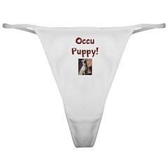 Occu Puppy! Classic Thong