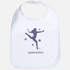 Cute Rhythmic gymnast Bib