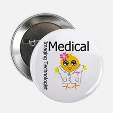 "Medical Imaging Technologist 2.25"" Button"