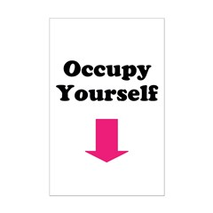 Occupy Yourself Posters