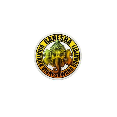 Ganesha2 Mini Button (100 pack)