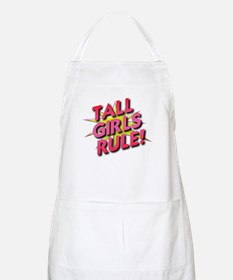 Tall Girls Rule! Apron