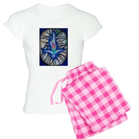 """Fracture"" Women's Light Pajamas"