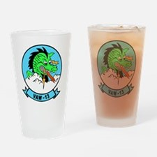 VAW-13 Drinking Glass