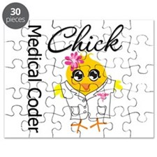 Medical Coder Chick Puzzle