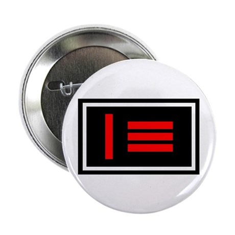 "Master/slave Dom/sub Flag 2.25"" Button (10 pack)"