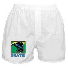 Inline Skate! Boxer Shorts