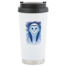 McGee in Snow Stainless Steel Travel Mug