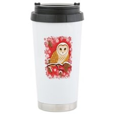 Molly In Pine Tree Stainless Steel Travel Mug