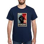Occupy Poster Dark T-Shirt