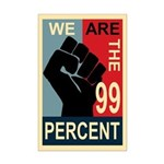 Occupy Poster Mini Poster Print