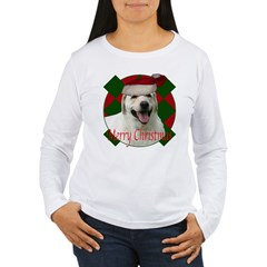 Happy lab christmas T-Shirt