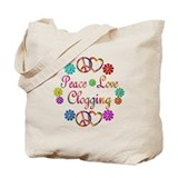 Clogging Canvas Totes