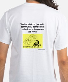 Consent Revoked - NOT a party animal (Republican)