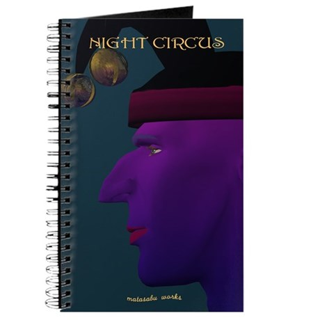 NIGHT CIRCUS Journal