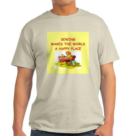 sewing Light T-Shirt