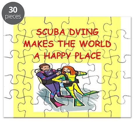 scuba diving Puzzle