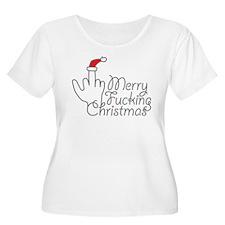 Merry Fucking Christmas T-Shirt