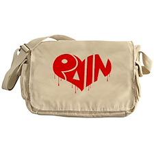 Funny Hurting Messenger Bag