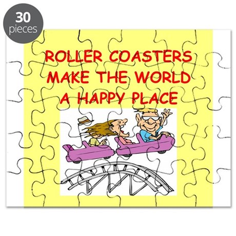 roller coaster Puzzle