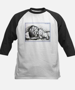 Lions,wildlife, art, Tee