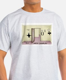 Math Chivalry T-Shirt
