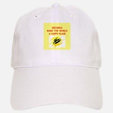records Baseball Baseball Cap