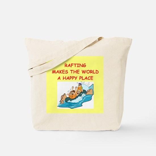 rafting Tote Bag