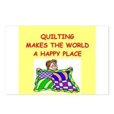 quilting Postcards (Package of 8)