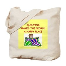 quilting Tote Bag