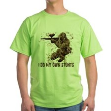 Paintball My Own Stunts T-Shirt
