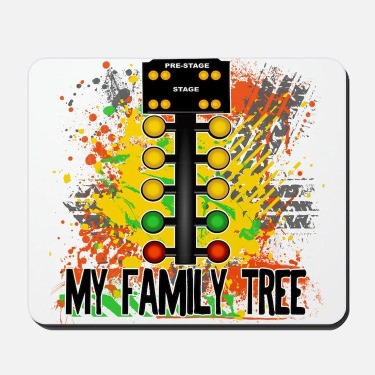 My Family Tree Mousepad