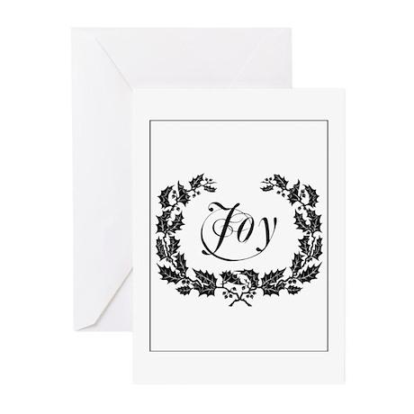 Joy Greeting Cards (Pk of 10)