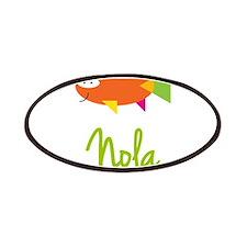 Nola is a Big Fish Patches