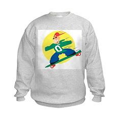 Skateboarder Sweatshirt