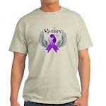 Victory Pancreatic Cancer Light T-Shirt