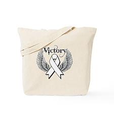 Victory Retinoblastoma Tote Bag