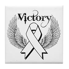 Victory Retinoblastoma Tile Coaster