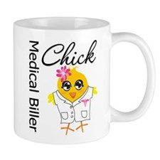 Medical Biller Chick Mug