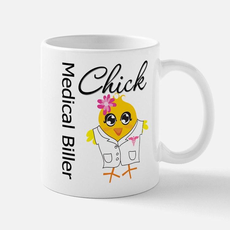 Medical Biller Chick Mug