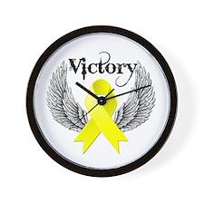Victory Sarcoma Wall Clock