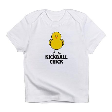 Kickball Chick Infant T-Shirt