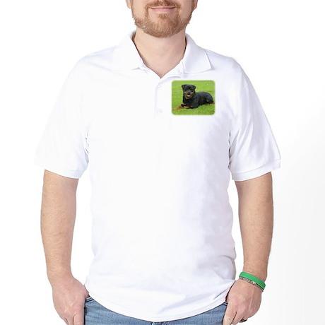 Rottweiler 9W025D-046 Golf Shirt