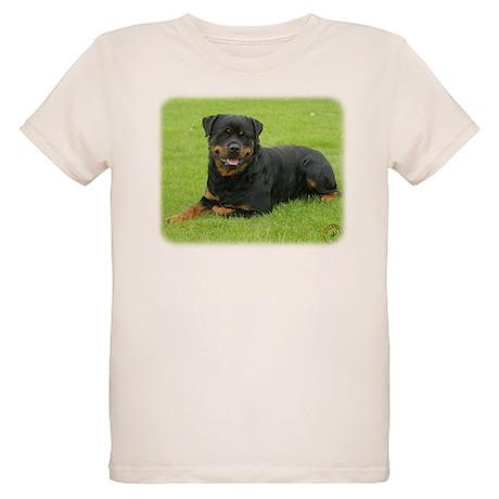 Rottweiler 9W025D-046 Organic Kids T-Shirt
