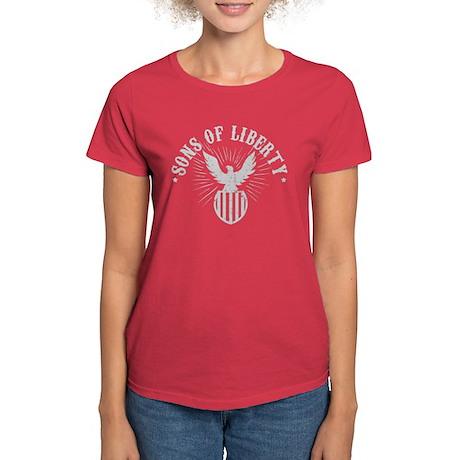 Sons of Liberty Women's Dark T-Shirt
